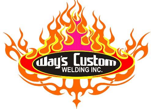 Way's Custom Welding, Inc. Logo